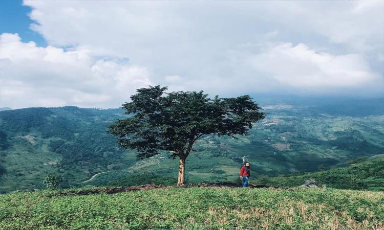 Si Ma Cai - đỉnh đồi