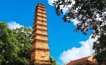 Tháp Bình Sơn ảnh chụp
