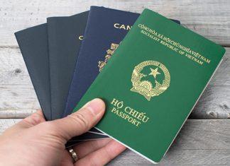 Thủ tục làm hộ chiếu - passport