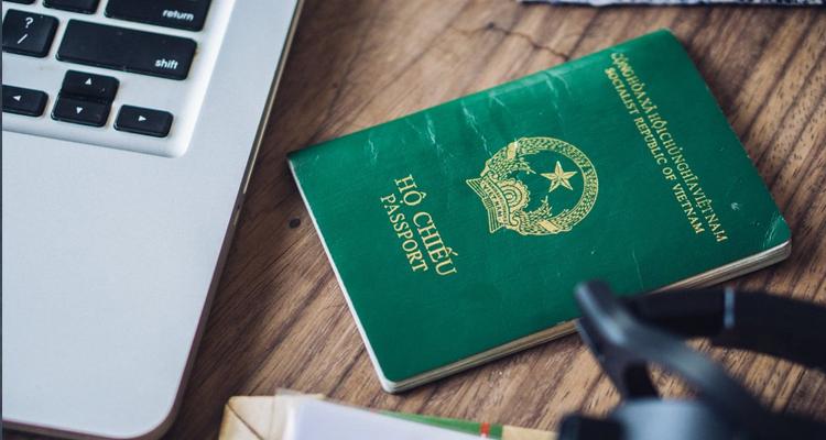 Thủ tục làm hộ chiếu - hộ chiếu