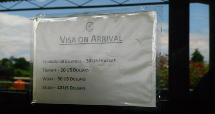 Thủ tục làm hộ chiếu - visa