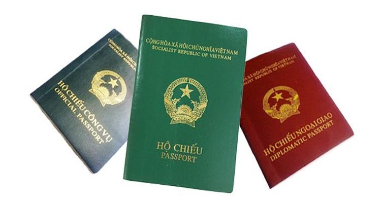 Thủ tục làm hộ chiếu - việt nam