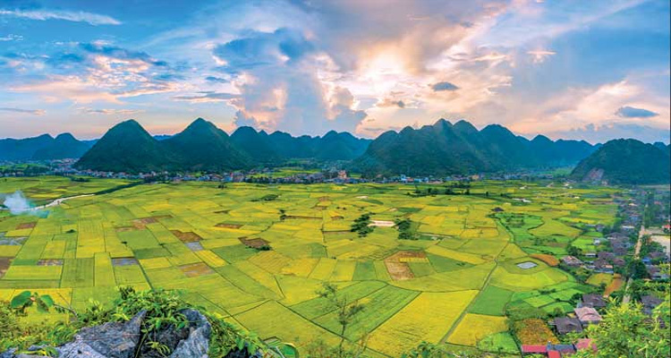 Một số điểm du lịch ở gần thung lũng hoa Bắc Sơn