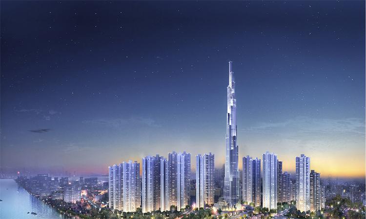 Tòa nhà cao nhất Việt Nam - sài gòn