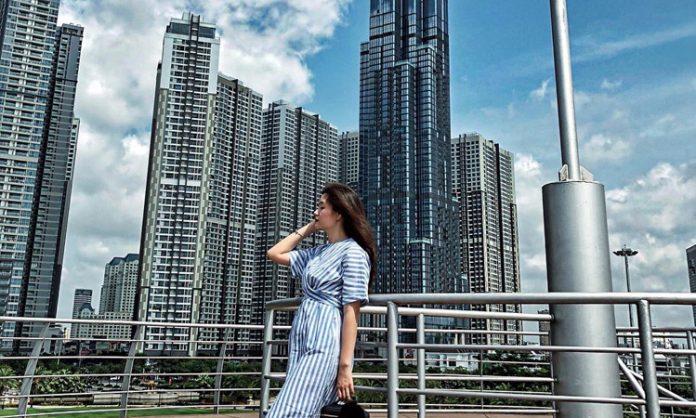 Tòa nhà cao nhất Việt Nam - sống ảo
