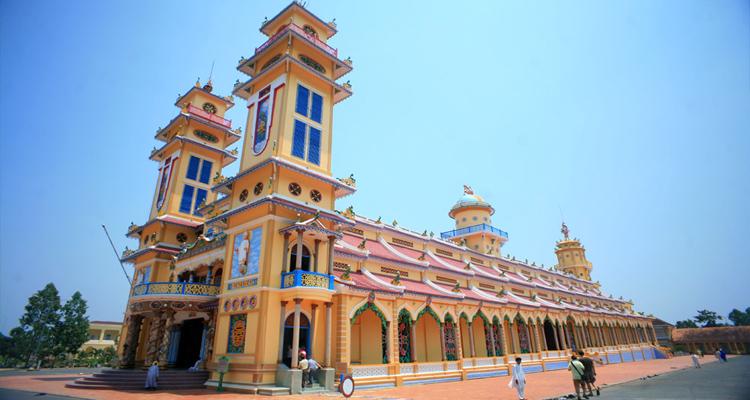 Tòa thánh Tây Ninh 02