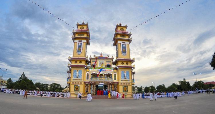 Tòa thánh Tây Ninh 04