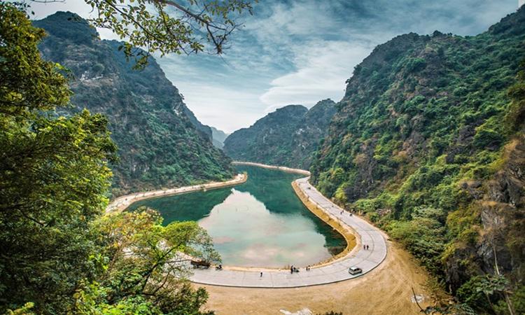 Tuyệt tình cốc Ninh Bình - 2019