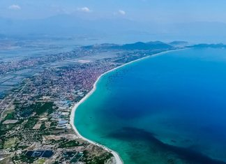 Vịnh Vân Phong - Một trong 4 điểm du lịch biển lý tưởng nhất ở Việt Nam