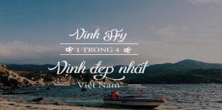 Du lịch vịnh Vĩnh Hy - Một trong 4 vịnh biển đẹp nhất ở Việt Nam