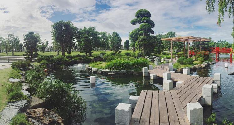 Vinhomes Central Park - Nhật Bản