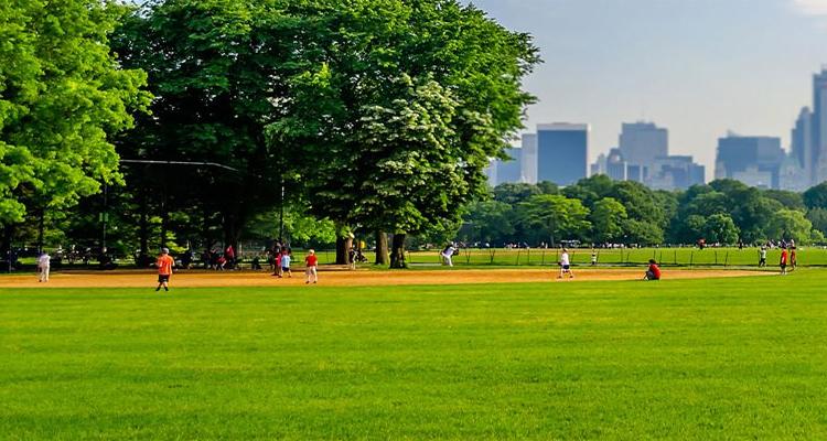 Vinhomes Central Park - không gian