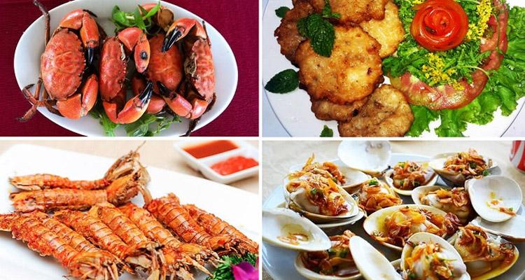 Vinpearl Hạ Long - ẩm thực