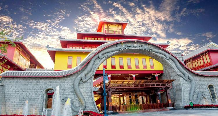 Vinpearl Hạ Long - Khu vui chơi giải trí Sun World Hạ Long Park