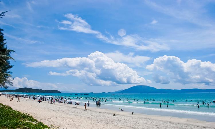 Vinpearl Hà Tĩnh - bãi biển