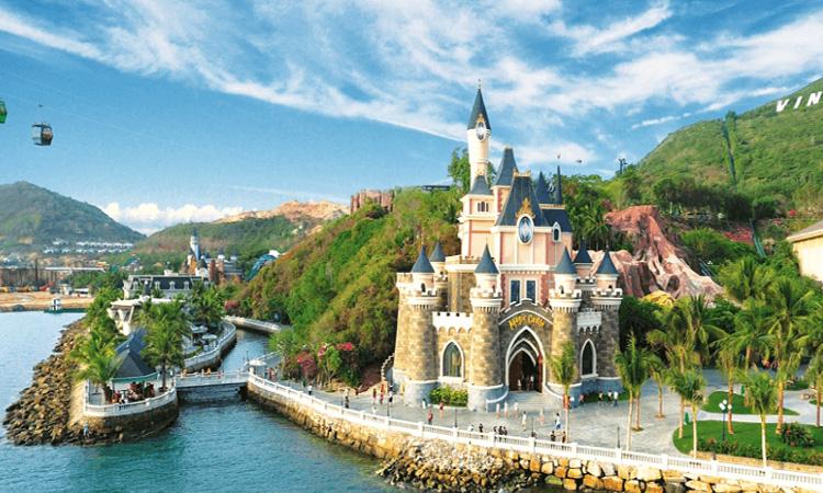 Vinpearl Nha Trang có gì - vương quốc