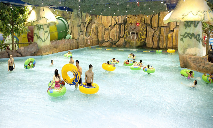 Vinpearl Phú Quốc có gì - bể bơi