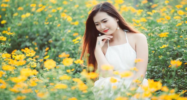 Vườn hoa Bãi đá sông Hồng 5