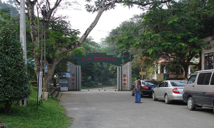 Vườn quốc gia Cúc Phương Ninh Bình - 2019