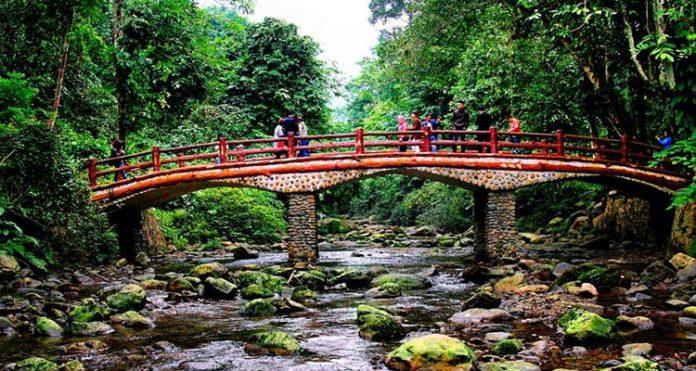 Vườn quốc gia Xuân Sơn ảnh