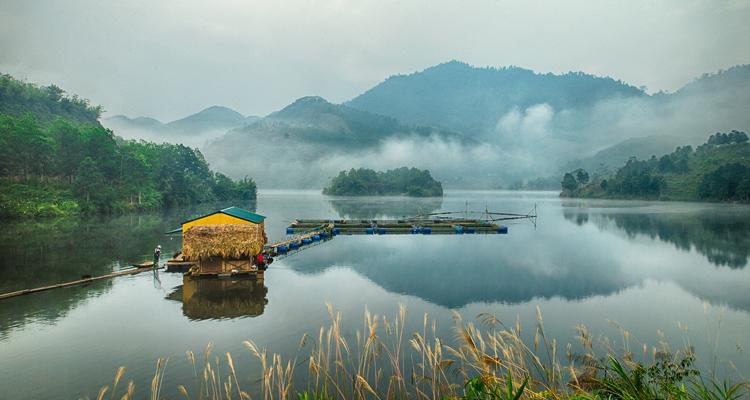 Vườn quốc gia Xuân Sơn khung cảnh