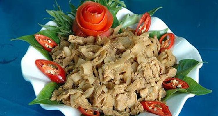 Vườn quốc gia Xuân Sơn thịt chua