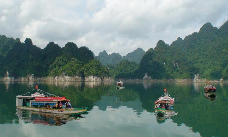 Kinh nghiệm du lịch Tuyên Quang từ a - z - thủy điện