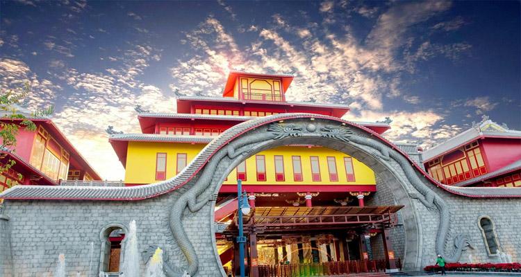 Quảng Ninh có gì chơi - Khu vui chơi giải trí Sun World Hạ Long Park