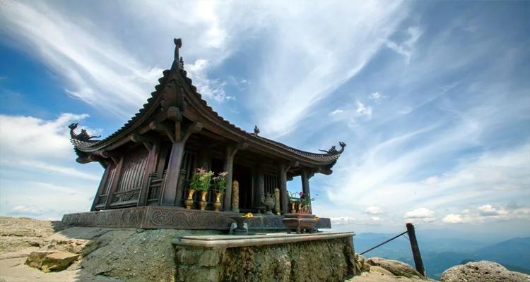 Quảng Ninh có gì chơi - đỉnh chùa yên tử