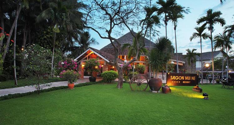 Resort Mũi Né - Saigon Mui Ne Resort