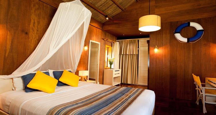 Resort Mũi Né - phòng ngủ