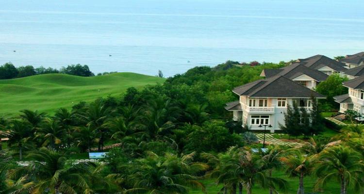 Resort Mũi Né - Sea Links Beach Resort & Golf