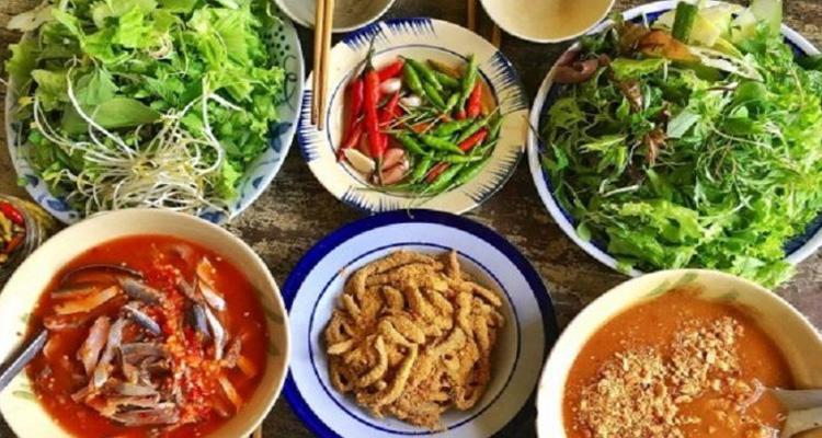 Ăn gì ở Đà Nẵng - gỏi cá