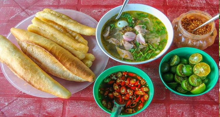 Ăn gì ở Đà Nẵng - cháo chờ