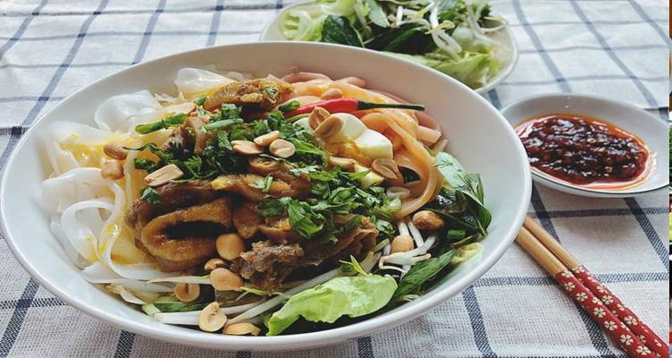 Ăn gì ở Đà Nẵng - Mì Quảng