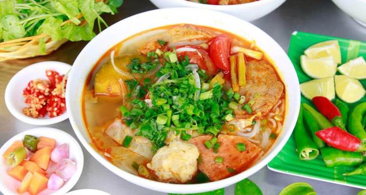 Ăn gì ở Đà Nẵng - chả cá