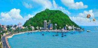 Bãi biển Vũng Tàu 4