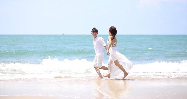 Bãi biển Vũng Tàu 10