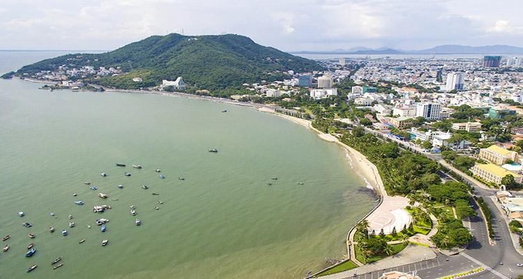 Bãi biển Vũng Tàu 5