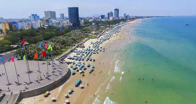 Bãi biển Vũng Tàu 3