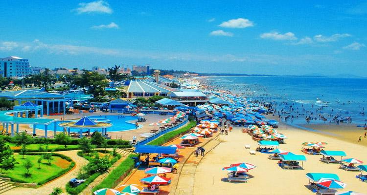 Bãi biển Vũng Tàu 7