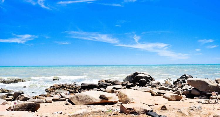 Bãi biển Vũng Tàu 8