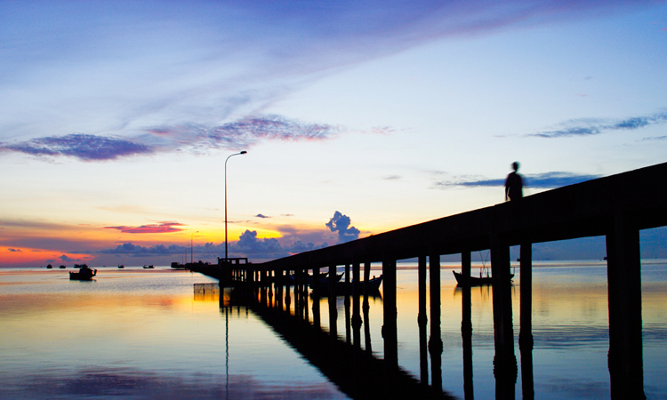 Biển đảo Phú Quốc - làng chài