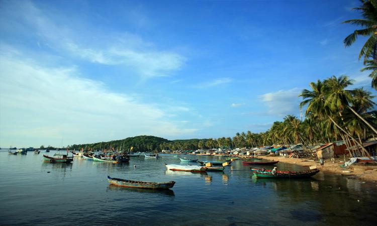 Biển đảo Phú Quốc - du lịch