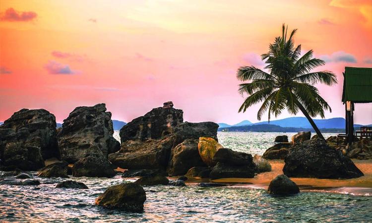 Biển đảo Phú Quốc - dinh cậu