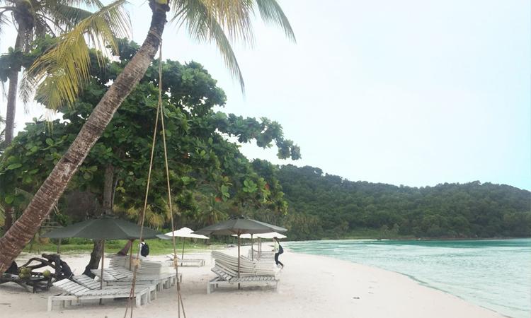 Biển đảo Phú Quốc - bãi sao
