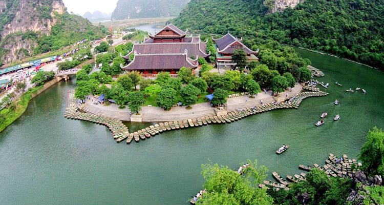 Cảnh đẹp Việt Nam - Tràng An