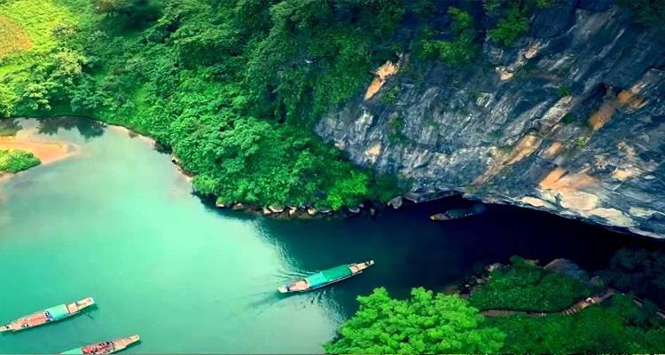 Cảnh đẹp Việt Nam - phong nha ke bang