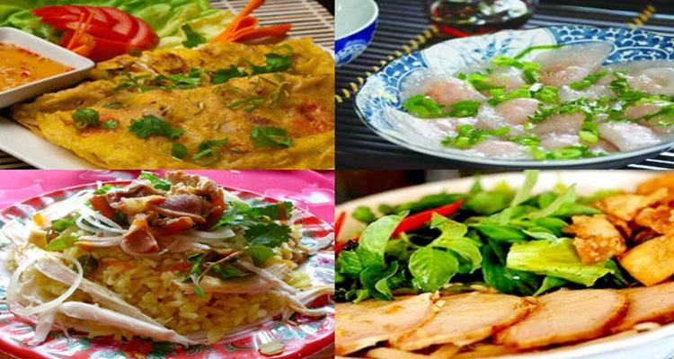 Cảnh đẹp Việt Nam - ẩm thực