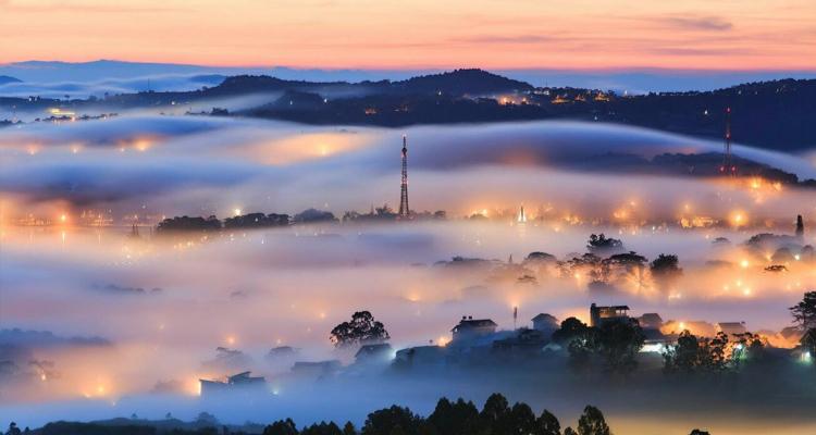 Cảnh đẹp Việt Nam - khung cảnh